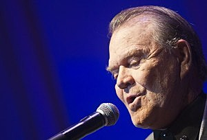 "Alzheimer""s Association Evening With Glen Campbell"