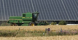 Farmers Conclude Grain Harvest
