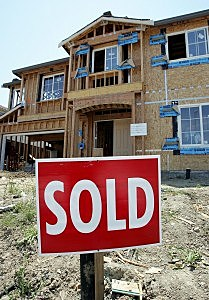 New Home Sales Increase