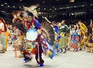 Gathering Of Nations Powow