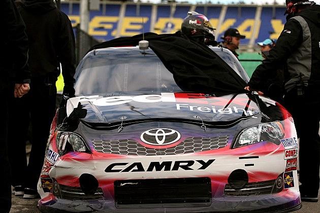 NASCAR Testing - Kansas Speedway
