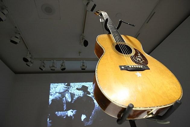Christie's Unveils Rare Roy Rogers's Guitar