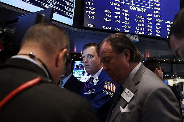 Markets Watch Developments In Fiscal Cliff Negotiations