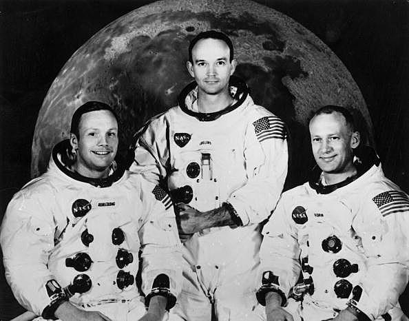 Apollow 11 Crew