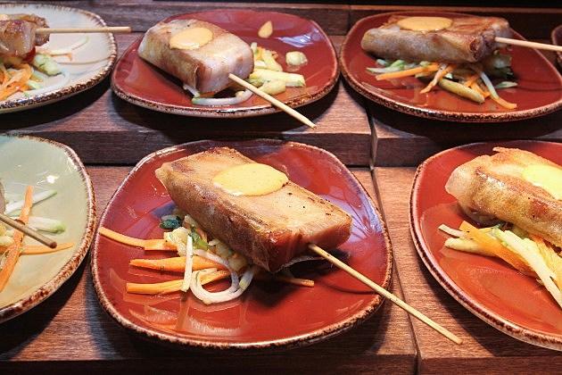 Pork Tasting Event