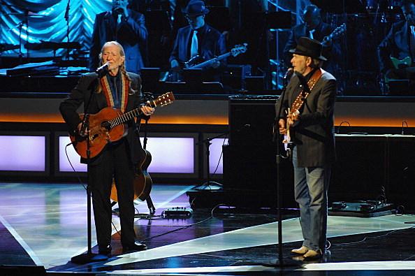 Willie Nelson, Merle Haggard