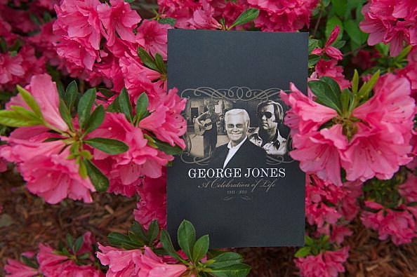George Jones Funeral