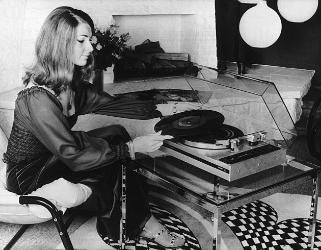 Automatic record Player