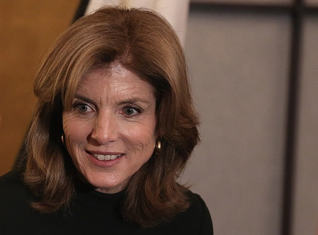 Reception Held For U.S. Ambassador To Japan Caroline Kennedy