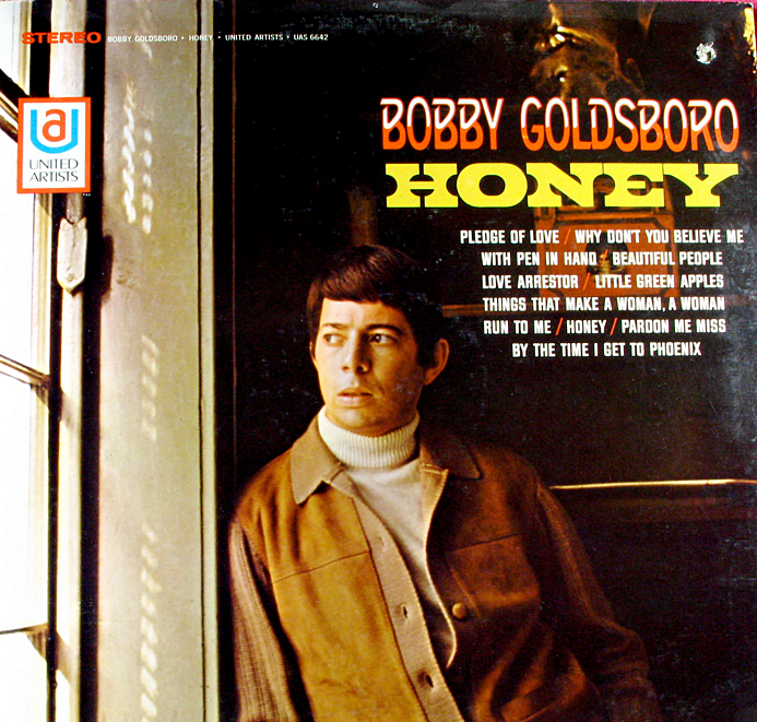 Bobby Goldsboro Album Cover