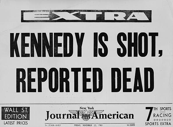 Kennedy Newspaper