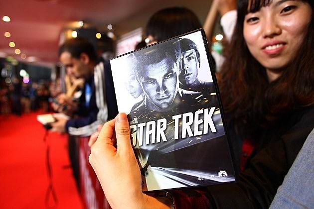 """Star Trek Into Darkness"" Australian Premiere - Arrivals"