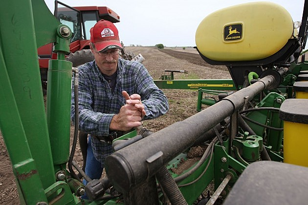 Farmers Continue Planting
