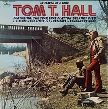 Tom T. Hall Album Cover