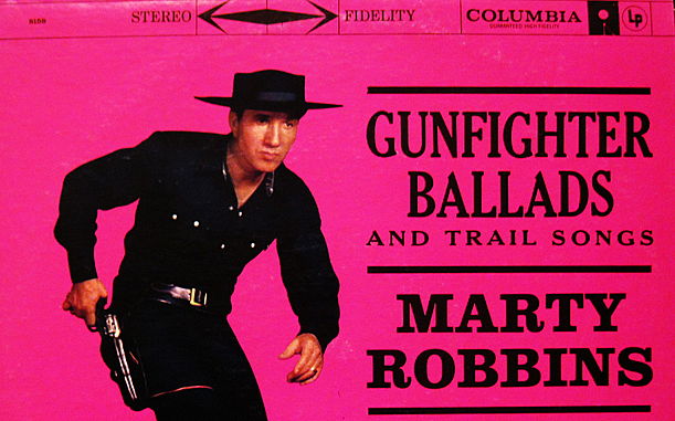 Marty Robbins - This Much A Man