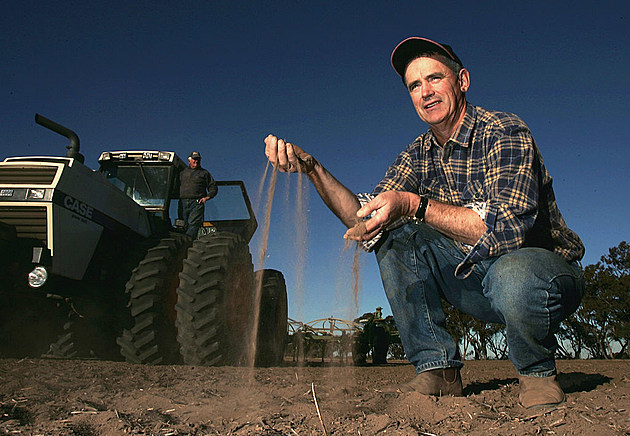 Farmers Battle Drought Conditions