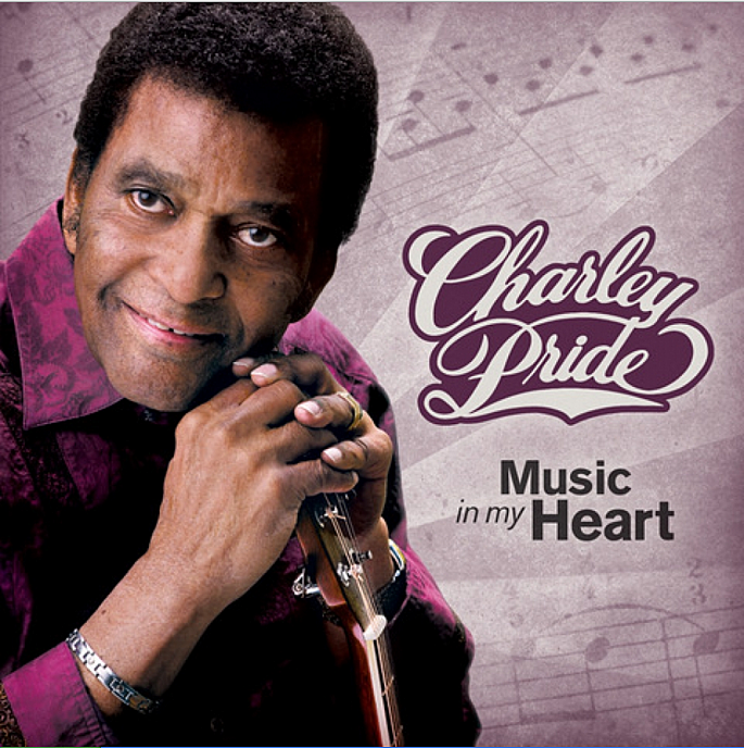 Charley Pride 'Music In My Heart' album