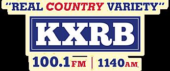 KXRB 1140 AM/100.1 FM